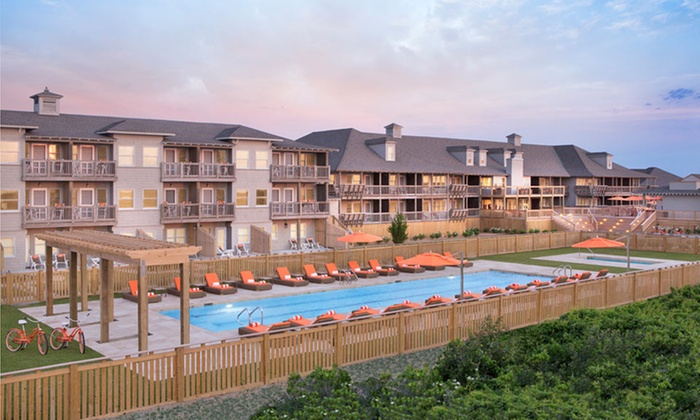 Sanderling Resort - Raleigh / Durham: Stay at Sanderling Resort in Kitty Hawk, NC