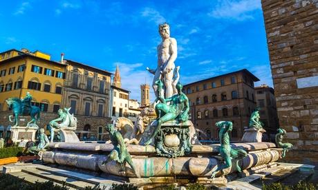 ✈Italia a tus pies: 3 noches para 1 pers con desayuno, opción a tour guiado por la Toscana y vuelo desde Madrid y Girona