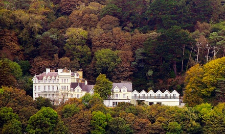 Pembrokeshire: 1 to 3 Nights for Two Adults with Breakfast and Option for Dinner at Fishguard Bay Hotel