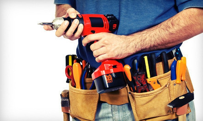 Catino Design and Construction LLC - Wolfpit: Two, Four, or Eight Hours of Handyman Services from Catino Design and Construction LLC - Handyman Division (61% Off)