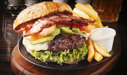 $25 for Two Groupons, Each Good for $25 Worth of Pub Food and Drinks at Legend's Field Restaurant & Pub