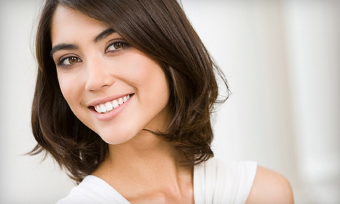 Dental Republic - Riverside: $1,599 for a Dental-Implant Package with Exam, X-rays, Abutment, and Crown at Dental Republic ($4,000 Value)