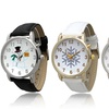 Women's Musical Holiday Leather Watches