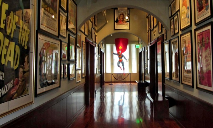 Geppi's Entertainment Museum LLC - Southern Baltimore: Outing for Two or a One-Year Family Membership to Geppi's Entertainment Museum (Up to 53% Off)