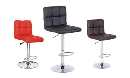 Adjustable Bar Stool (Shipping Included)