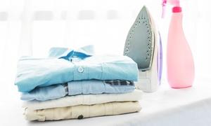 BÜGEL TAXI: 10, 20 oder 30 Hemden oder Blusen bügeln inkl. Hol- und Bring-Service bei BÜGEL TAXI ab 11,90 € (bis zu 60% sparen*)