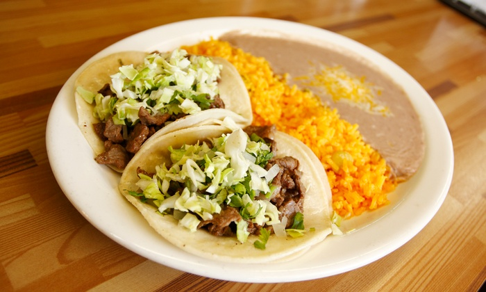 Leno's Rico Taco - Colton: $11 for Two Groupons, Each Good for $10 Worth of Mexican Cuisine at Leno's Rico Taco ($20 Total Value)