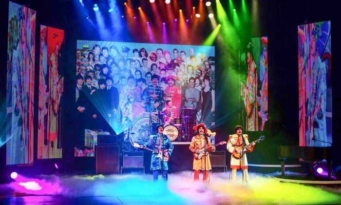 """""""Rain"""" - PANTAGES THEATRE: Presale: """"Rain: A Tribute to the Beatles"""" (April 5–10)"""