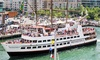 The Haunted Ghost Ship @ The Provincetown II, Boston - Boston: Halloween Cruise for 1, 2, or 4 to The Haunted Ghost Ship at The Provincetown II, Boston (Up to 65% Off)