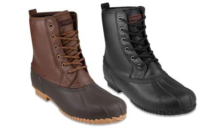 London Fog Men's Sutton Boots