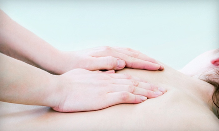 The Mindful Body - Transit Village: $44 for a 75-Minute Massage of Choice at The Mindful Body ($90 Value)