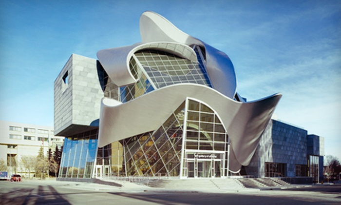 Art Gallery of Alberta - Downtown: $12.99 for a Visit for Two to the Art Gallery of Alberta (Up to $26.25 Value)
