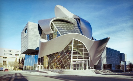 $12.99 for a Visit for Two to the Art Gallery of Alberta (Up to $26.25 Value)