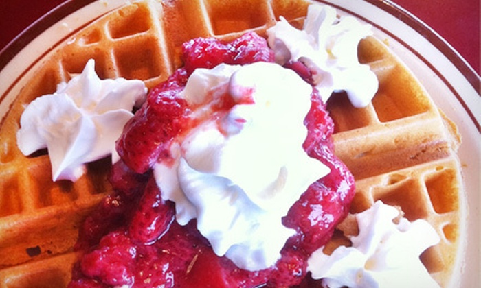 Waffle Shop Country Cooking - Rancho Cordova: $15 for $30 Worth of Comfort Food at Waffle Shop Country Cooking