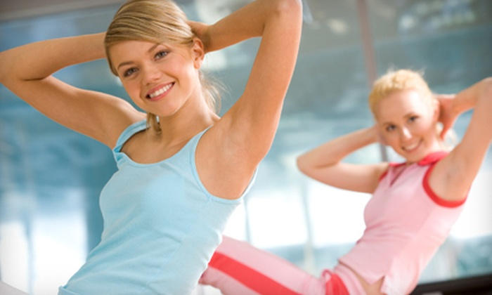 I Imagine Fitness - Van Wyck: One, Three, or Six Months of Unlimited Group Classes with Nutritional Guidance at I Imagine Fitness (Up to 80% Off)