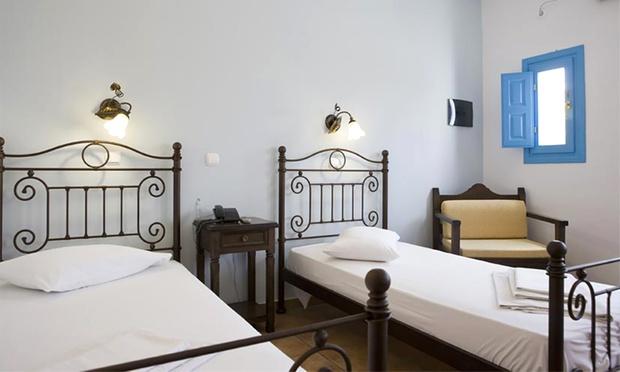 Greece: Santorini Beachside Hotel 1