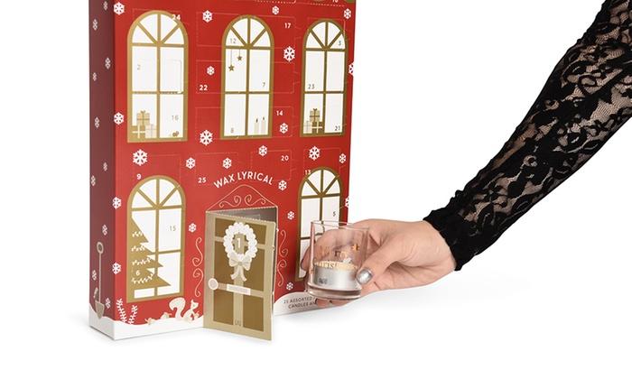 Christmas Fragrance Advent House | Groupon