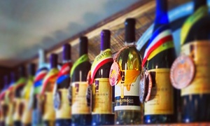 Paper Moon Vineyards: $11 for a Wine-Tasting Package for Two at Paper Moon Vineyards ($19.50 Value)