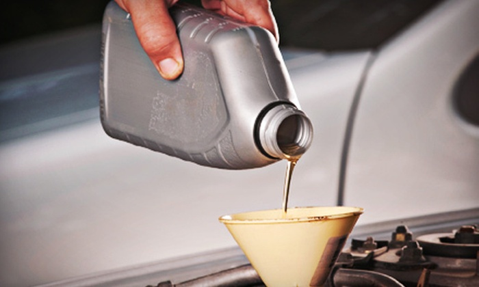 Charles Automotive - North Bethesda: $29 for an Oil Change and Tune-Up Package at Charles Automotive ($115 Value)