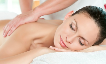 One or Three 60-Minute Custom Massages at Capital Area Massage Therapy (Up to 49% Off)