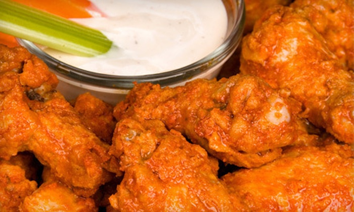 Wing Busters - Grandview: $10 Worth of Chicken Wings and Sandwiches