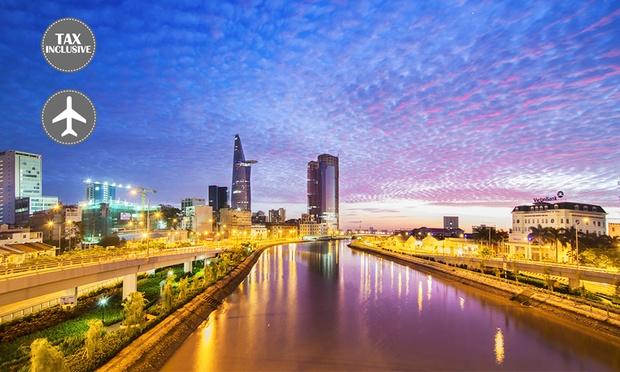 Ho Chi Minh City: Return Flights 0