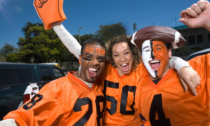 Corporate Tailgate - Central Chicago: VIP Tailgating Party for Bears Vs. Cowboys or Bears Vs. Packers Game from Corporate Tailgate (50% Off)