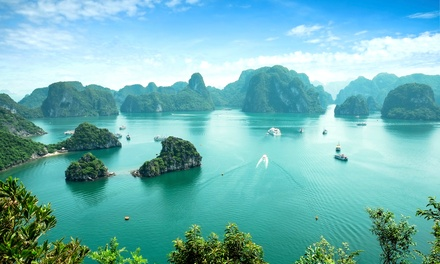 Ontdek in 10 of 15 dagen de highlights van Vietnam inclusief hotelovernachtingen, excursies en transfers