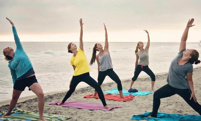 Yoga Health - Yoga Health: Ten or Twenty Drop-In Yoga Classes at Yoga Health (Up to 54% Off)