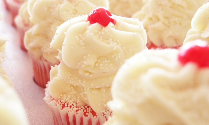 Gigi's Cupcakes - Buckhead Location - Buckhead Location: $16.50 for Three Groupons, Each Good for $10 Worth of Cupcakes at Gigi's Cupcakes - Buckhead ($30 Value)