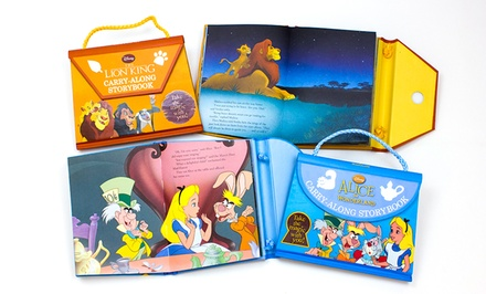 Disney Carry-Along 2-Book Bundle