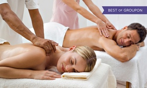 Vitality Day Spa: $89 for a 60-Minute Couples Massage with Strawberries and Champagne at Vitality Day Spa ($190 Value)