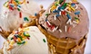 What's the Scoop? Ice Cream & More - East Sacramento: $5 for $10 Worth of Gunther's Ice Cream or Four Sundaes at What's the Scoop? Ice Cream & More