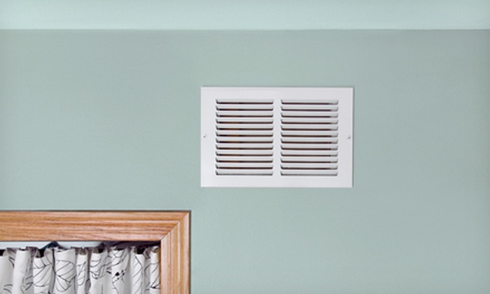 Allergy Cleaning Specialists - The Strip: Air-Duct Cleaning and Inspection with Optional Dryer-Vent Cleaning from Allergy Cleaning Specialists (Up to 77% Off)