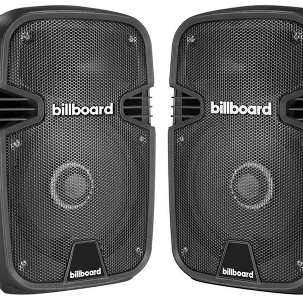 Billboard Speakers Instructions
