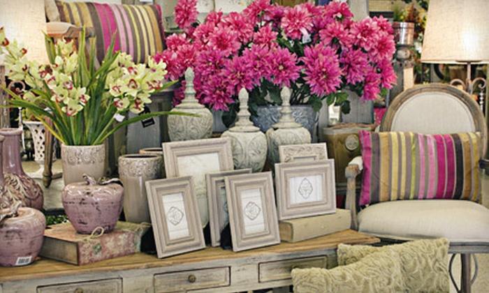 Ellis Home and Garden - Multiple Locations: $20 for $40 Home Decor and Gardening Supplies from Ellis Home and Garden