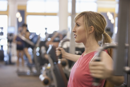 Up to 87% Off Gym Membership Package at Workout Anytime