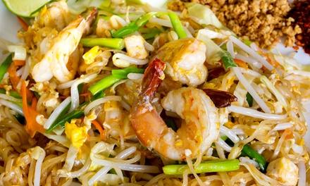 5% Cash Back at Dok Bua Thai Kitchen