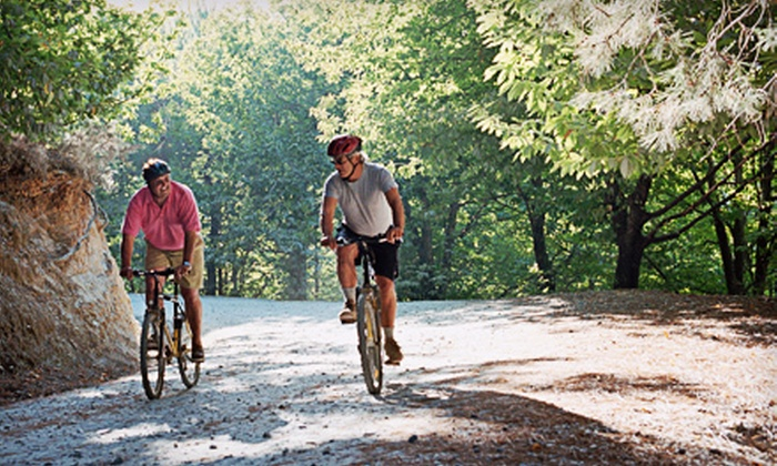 CamRock Café & Sport - Cambridge: Mountain-Bike Rental for Two or Four from CamRock Café & Sport (Up to 54% Off)