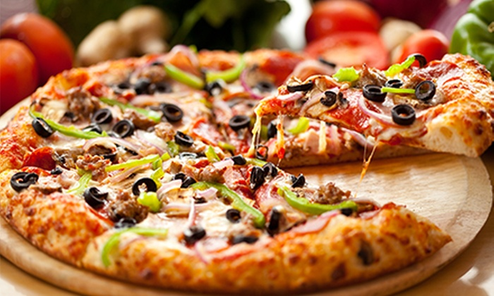 Jack and Joe's Pizza LLC - Canton: Pizzeria Breakfast, Lunch, or Dinner at Jack and Joe's Pizza LLC (Up to 53% Off)