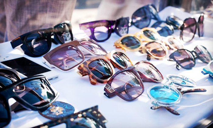 The Monocle Order: Designer Sunglasses from The Monocle Order (Half Off). Two Options Available