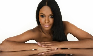 De'Ultimate Hair: Full Sew-In Weave from De'Ultimate Hair Salon And Barbershop (57% Off)