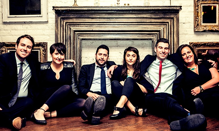The Best of The Second City - Weidner Center For The Performing Arts: The Best of The Second City at Weidner Center Cofrin Family Hall on April 16 (Up to 52% Off)