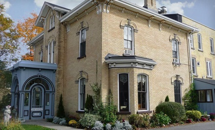One-Night Stay for Two, Valid SundayWednesday - Stone Maiden Inn in Stratford
