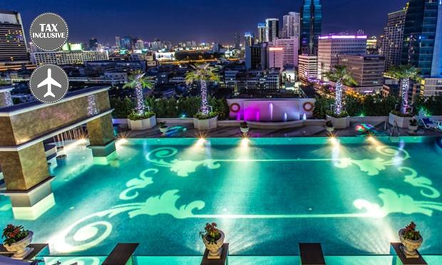 Bangkok: Local 4* Hotel + Jetstar 0
