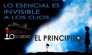 El Principito: Entrada para ver El Principito en el Teatro en la Oscuridad