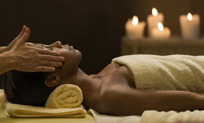 image for Choice of Massage, Facial, or Both at Olive Fountain West Regent Street (71% Off)