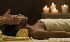 Olive Fountain West Regent Street: Choice of Massage, Facial, or Both at Olive Fountain West Regent Street (71% Off)