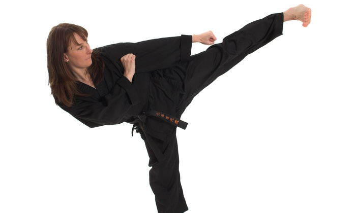 Buddha Kung Fu - Los Angeles: Intro or 12-Week Course in Bruce Lee Bootcamp from Buddha Kung Fu (Up to 56% Off)