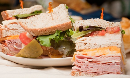 $6 for $12 Worth of Sandwiches, Spuds, and Salads at McAlister's Deli